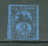 SAINT THOMAS LA GUAIRA- Y&T N°6- Neuf Avec Charnière * - Central America