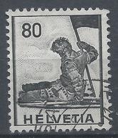 Switzerland 1941. Scott #273 (U) Dying Warrior * - Suisse