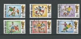 Togo: 796/ 798 + PA 216/ 218 Obli  - Munich 74 - Coppa Del Mondo