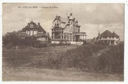 Coq S/Mer (De Haan A/Zee) - Groupe De Villas - De Haan