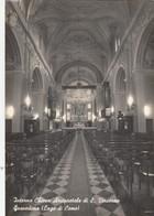 Gravedona -veduta-interno Chiesa - Como