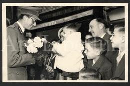 Postcard / ROYALTY / Belgique / België / Roi Baudouin / Koning Boudewijn / Turnhout / 1957 - Turnhout