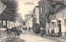 45-COURTENAY- RUE NOTRE-DAME - Courtenay