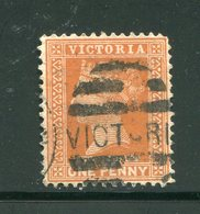 VICTORIA- Y&T N°101- Oblitéré - Used Stamps