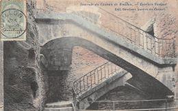 Bouillon (Belgique) - Château - Escalier Vaubant - Bouillon