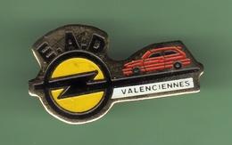 OPEL *** E.A.D VALENCIENNES *** A015 - Opel