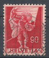 Switzerland 1941. Scott #274 (U) Standard Bearer * - Suisse