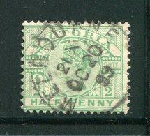 VICTORIA- Y&T N°113- Oblitéré (très Belle Oblitération!!!) - Used Stamps