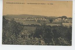 SARCELLES - Vue Panoramique Sur Chaufour - Les Villas - Sarcelles