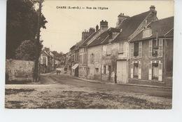 CHARS - Rue De L'Eglise - Chars