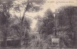 CPA St Cast, Le Cimetière Des Braves (pk46503) - Saint-Cast-le-Guildo