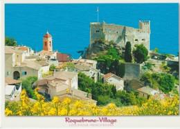 CPA -  PHOTO - ROQUEBRUNE VILLAGE - PHOTOGUY - BE 56 - - Roquebrune-Cap-Martin