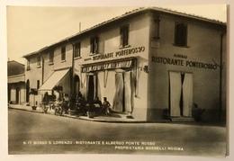 BORGO S. LORENZO - RISTORANTE E ALBERGO PONTEROSSO NV FG - Firenze