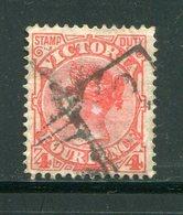 VICTORIA- Y&T N°93- Oblitéré - Used Stamps