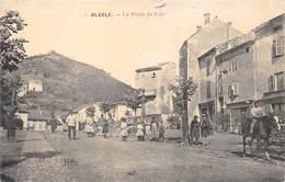 43-BLESLE- LE POIDS DE VILLE - Blesle