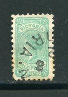 VICTORIA- Y&T N°119- Oblitéré - Usados