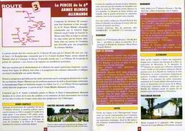 Bataille Des Ardennes - 12/44-01/45 - Les Routes Du Souvenir - Livres, Revues & Catalogues
