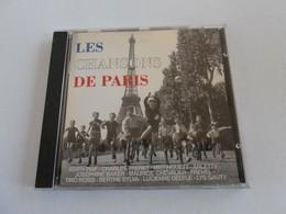 Les Chansons De Paris - CD - Musiche Del Mondo