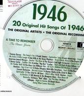 1946 20 Chansons Originales De 1946 - Musik & Instrumente