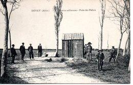 DOYET  - Source Sulfureuse - Puits Des Pallois - France
