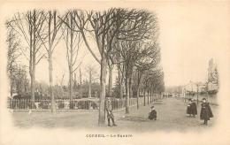 CORBEIL  LE SQUARE - Corbeil Essonnes