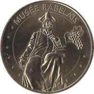 2018 MDP250 - SEUILLY - Le Musée Rabelais / MONNAIE DE PARIS - Monnaie De Paris