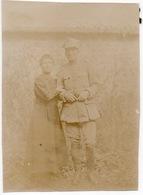 Militaire 1914-1918 Photo Polonais Soldat Pologne Uniforme - Guerre, Militaire