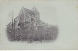 [02] Aisne > Vaux Sur Laon L'eglise - France