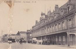 [02] Aisne > Saint Quentin La Gare - Saint Quentin