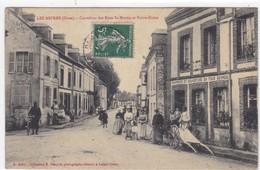 Orne - Les Aspres - Carrefour Des Rue St-Martin Et Notre-Dame - France