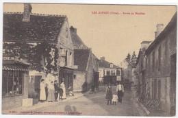Orne - Les Aspres - Route De Moulins - France