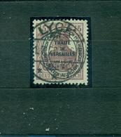 Allenstein Auf D. Reich-Marke Nr. 18 A Gestempelt, Geprüft BPP - Deutschland