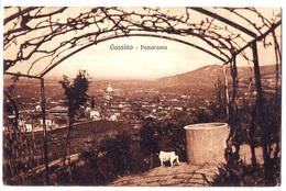 Gassino (Torino) - Panorama - 1928. - Italia
