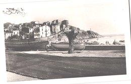 """FR66 BANYULS SUR MER - L'hoste 3 - La Montée Du Cap D'oune - Barque De Pêche """"archimède"""" - Animée - Belle - Banyuls Sur Mer"""
