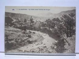 ALGERIE - EL KANTARA - LOT DE 3 CARTES - Algeria