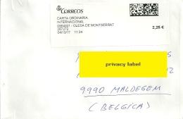 Espana 2017 Olesa De Montserrat >> Maldegem B / QR - 1931-Aujourd'hui: II. République - ....Juan Carlos I