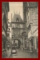 76 ROUEN Rue De La Grosse Horloge ( Scan Recto Et Verso ) - Rouen