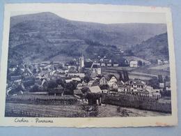 SLOVENIA CARTOLINA DA CIRCHINA  EX GORIZIA FORMATO GRANDE - Slovenia