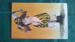 Culture - Danseuse Mauresque - Africa