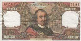 (B0664) FRANCE, 1975. 100 Francs. P-149e. F/VG - 1962-1997 ''Francs''