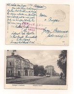 5.8.1916 - Stuttgart-Cannstatt .............. - Weltkrieg 1914-18
