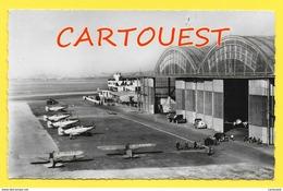 CPA 69 AÉROPORT AERODROME Lyon Bron ( Avion Monomoteur ) - Bron