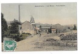 SAINT HILAIRE (03) Les Mines Puits Decitre - Other Municipalities