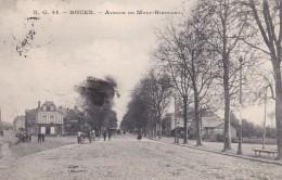 G14 - 76 - Rouen - Seine-Maritime - Avenue Du Mont-Riboudet - N.G N° 44 - Rouen