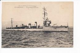 Carte  Marine Militaire Française  Torpilleur Tonkinois  ( Recto Verso ) - Guerre