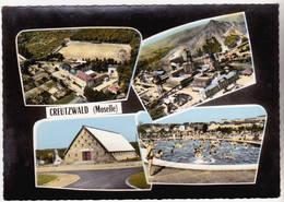 CREUTZWALD 4 VUES - Creutzwald