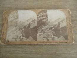 PHOTO STEREOSCOPIQUE  USA COLORADO - Stereoscopic