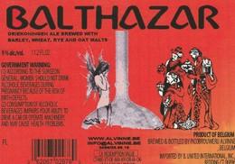 Balthazar    Brouwerij Alvinne - Bière