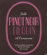 Oude Pinot Noir  Lambic Ale - Bière