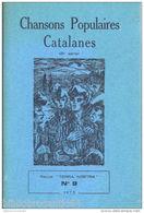 TERRA NOSTRA N°9 - CHANSONS POPULAIRES CATALANES - Culture
